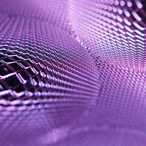 Picture of purple illuminated texture representing Luminous Concepts brand identity